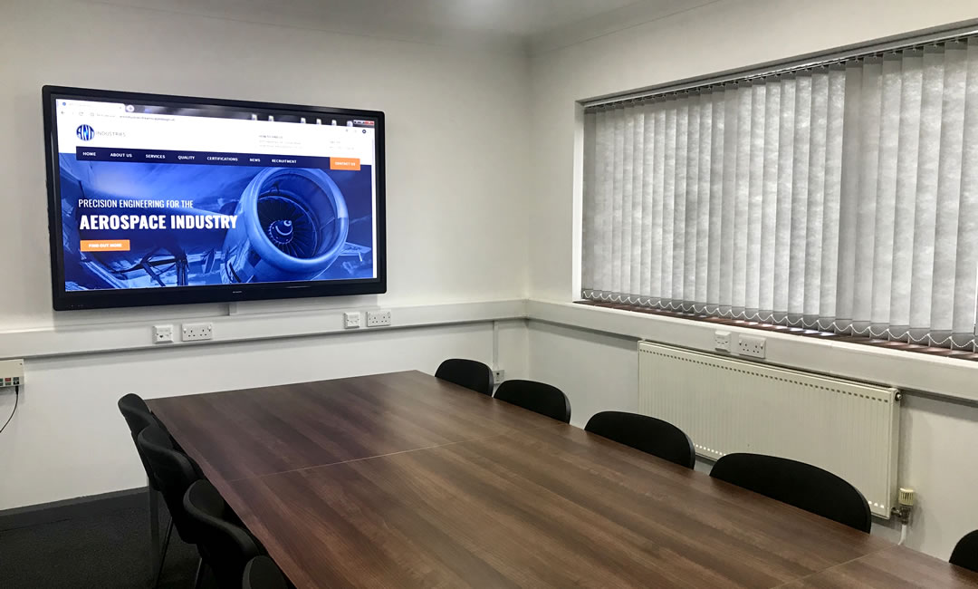 Office Refurbishment at ANT Industries